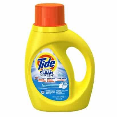 Tide Liquid Detergent $1.99 w/ Free Pick Up at Walgreens