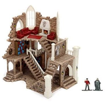Nano Metalfigs Nanoscene Harry Potter Gryffindor Tower (31 Piece) Only $19.67 (Was $32.99)