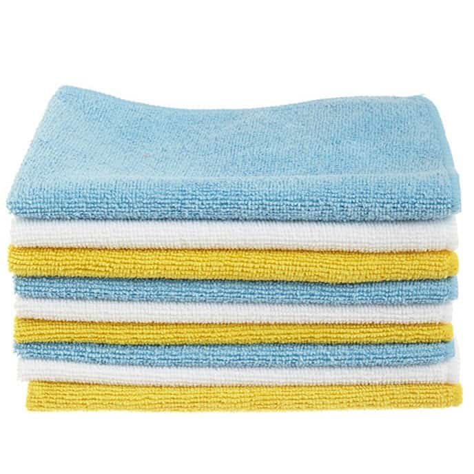 AmazonBasics Microfiber Cleaning Cloth - 48 Pack Only $11.87 (Was $24.99)
