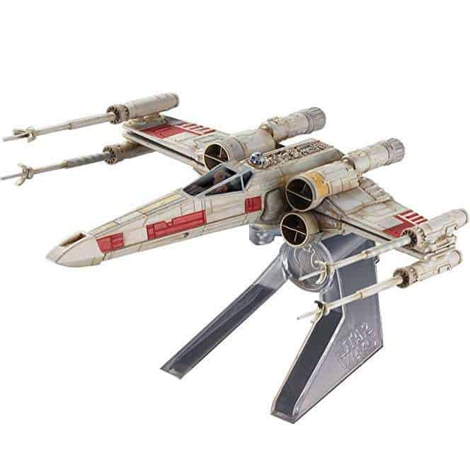 Hot Wheels Star Wars X-Wing Starfighter Red Five Vehicle Only $39.14 (Was $69.99) *HOT*