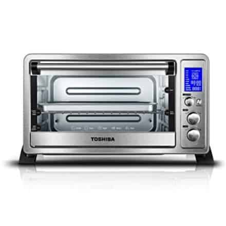 Toshiba Digital Oven with Convection/Toast/Bake/Broil Function Only $69.08