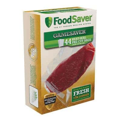FoodSaver Bags: Buy 3 Get 3 Free - $10 for 44 Bags