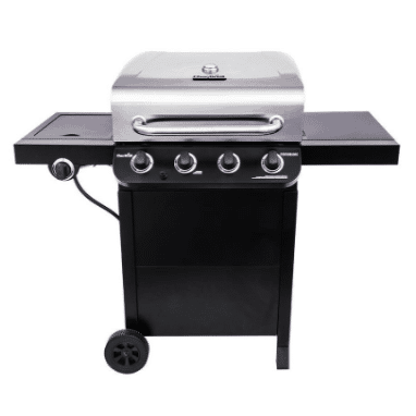 HURRY!!!! Char-Broil Stainless Steel Gas Grill Only $104 (Was $210)