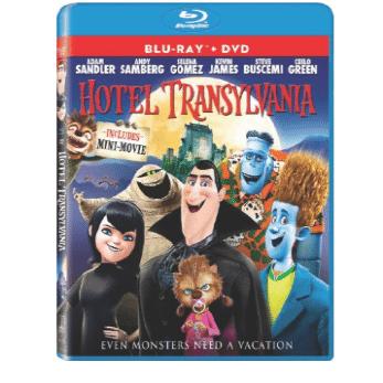 Hotel Transylvania Blu-ray Combo Only $7.88 (Was $14.99)