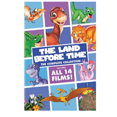 The Land Before Time: The Complete Collection Only $24.99 (Was $59.98)