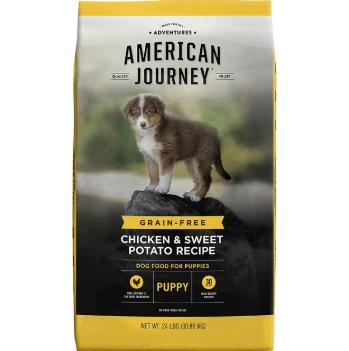 American Journey Dog Food - Only $0.77 Per Pound Delivered