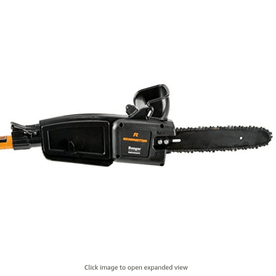 Remington 10-Inch 8-Amp Electric Chainsaw/Pole Saw Combo Only $66.05 (Was $82.57)