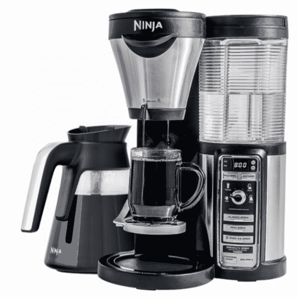 Ninja Coffee Bar Brewer with Glass Carafe $69.99