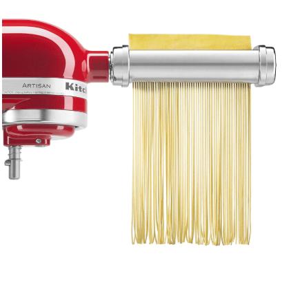 KitchenAid 3-Piece Pasta Roller & Cutter Attachment Set Only $122.99 (Was $249.99)