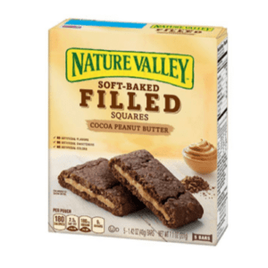 Nature Valley Soft Baked Filled Squares Only .27