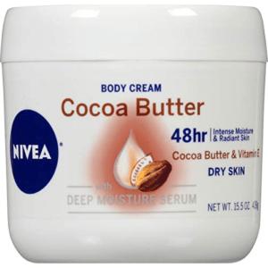 NIVEA Cocoa Butter Body Cream 15.5 oz Only .55