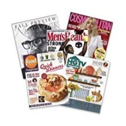 Up to 93% Off Magazine Subscriptions **Today Only**