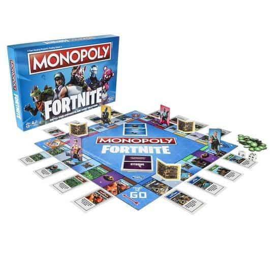 Monopoly Fortnite Edition Only $8.99