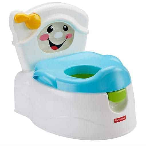 Fisher-Price Learn-to-Flush Potty Only $19.88