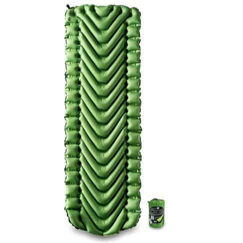 Up to 55% Off Klymit Camping Gear ~ Klymit Static V Lightweight Sleeping Pad $31.50 **Today Only**