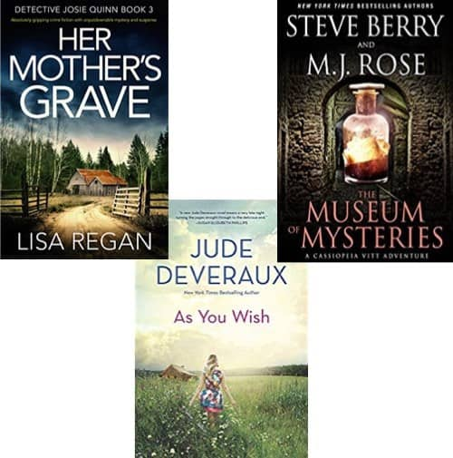 Up to 91% Off Great Kindle Reads for Labor Day Weekend **Today Only**
