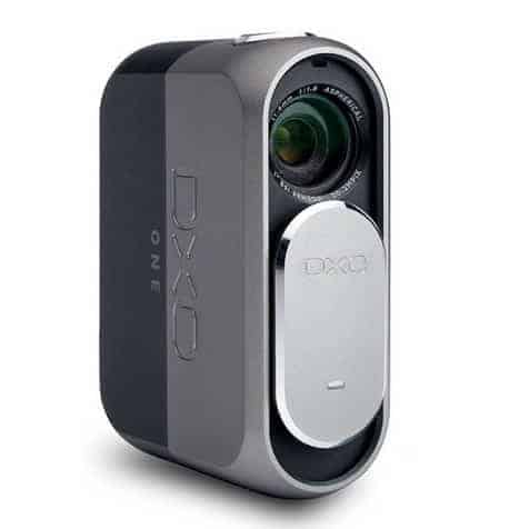 DxO ONE 20.2MP Digital Connected Camera for iPhone and iPad Only $112.49 (Was $500)  **Today Only**