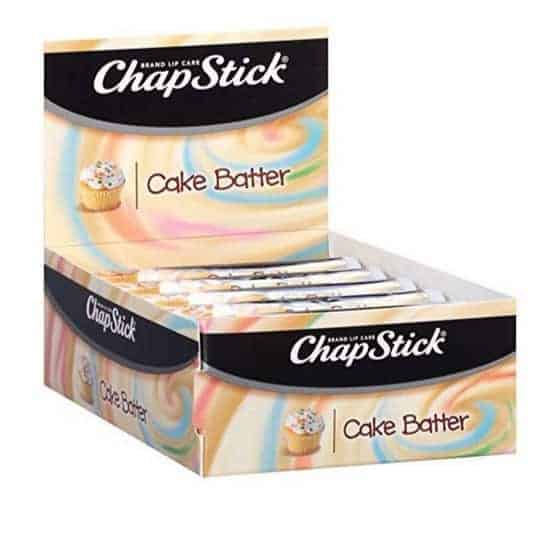 ChapStick Limited Edition Cake Batter 12-Count Only $9.20