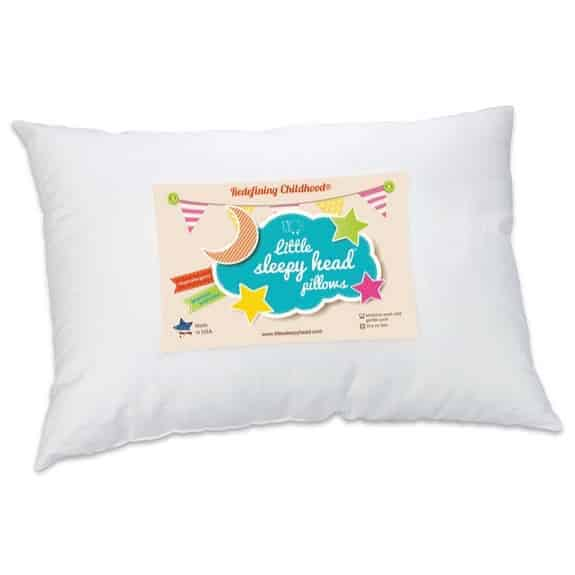 Little Sleepy Head Toddler Pillow Only $14.21 **Highly Rated**