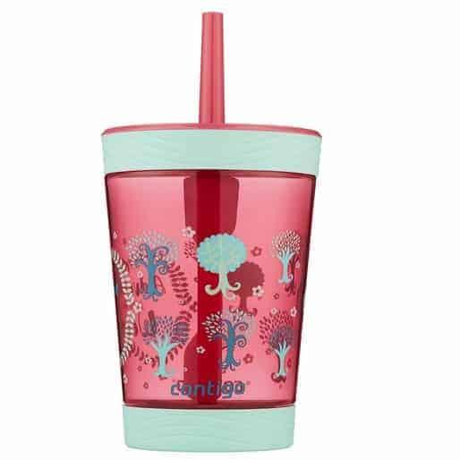 Contigo Spill-Proof Kids Tritan Straw Tumbler Only $6.19