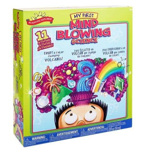 Scientific Explorer My First Mind Blowing Science Kit Only $12.87 (Was $23.99)