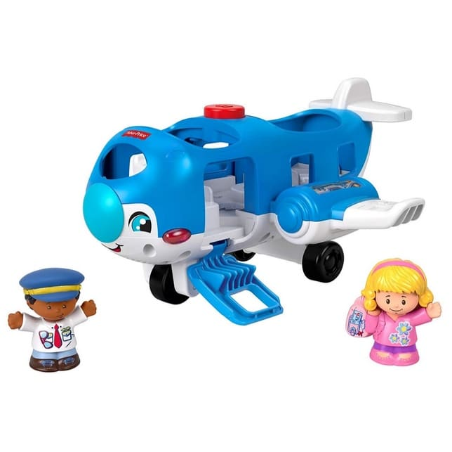 Fisher-Price Little People Travel Together Airplane Now .90 (Was .99)