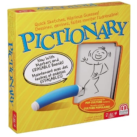 Pictionary Game Now .99 (Was .99)