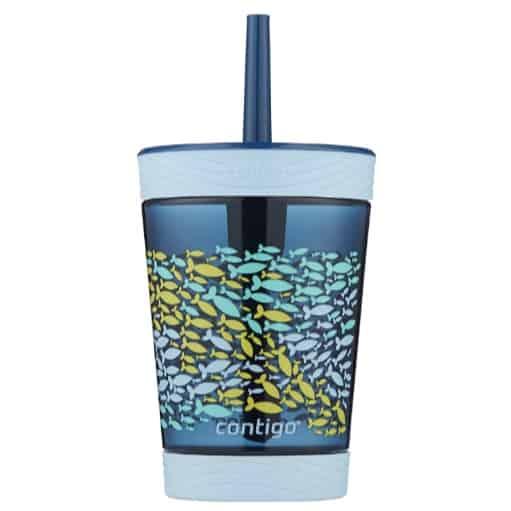 Contigo Spill-Proof Kids Tritan Straw Tumbler Only .93