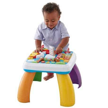 Fisher-Price Laugh & Learn Around The Town Learning Table Only $24.49