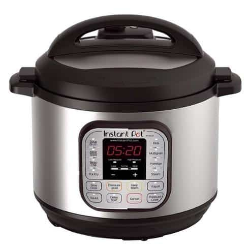 Instant Pot 8 Qt 7-in-1 Multi-Use Programmable Pressure Cooker $89.99