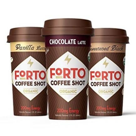 FORTO Coffee Shots 6 Pack Only $6.64 **Today Only**