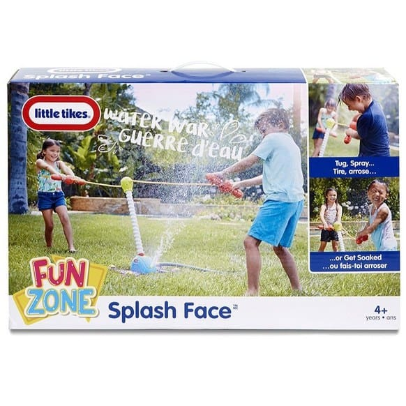 Little Tikes Fun Zone Splash Face Only $18.99 (Was $39.99)
