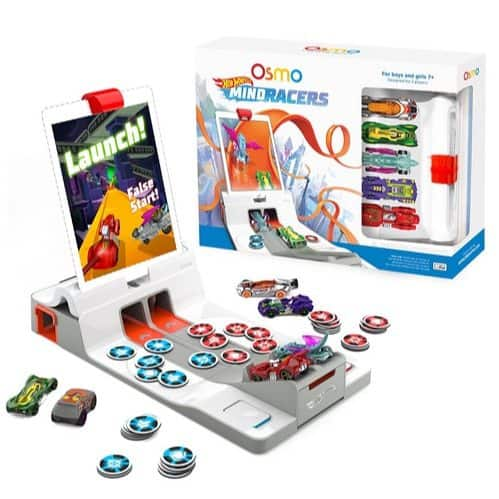 Osmo Hot Wheels MindRacers Kit (iPad base included) Only $39.99 (Was $79.99)