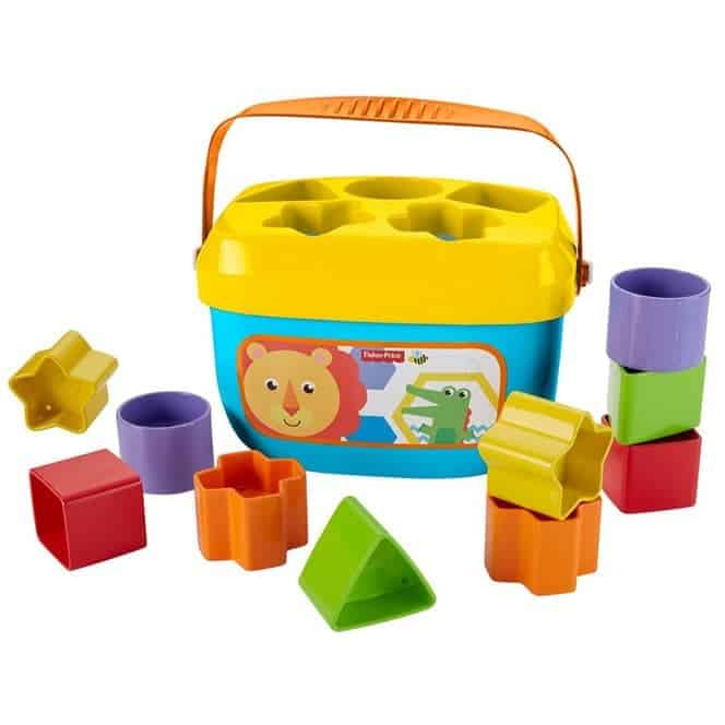 Fisher-Price Baby's First Blocks Playset Only $7.19