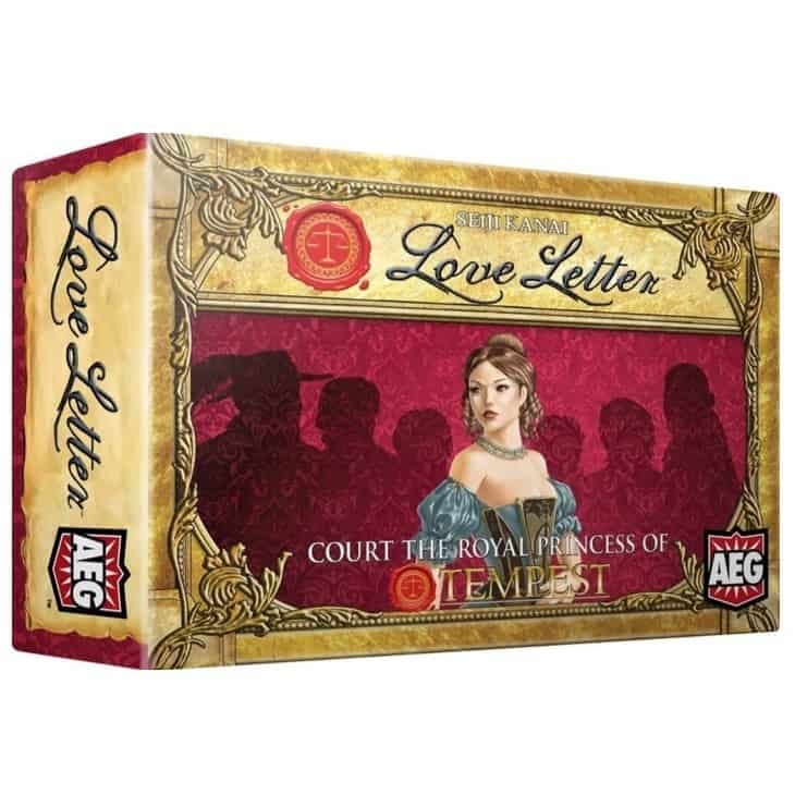 Alderac Entertainment Group Love Letter Boxed Edition Only $5.86