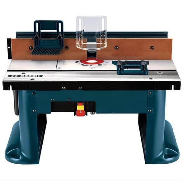 Bosch Benchtop Router Table $129.20