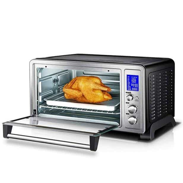 Toshiba Digital Oven with Convection/Toast/Bake/Broil Function $69.08