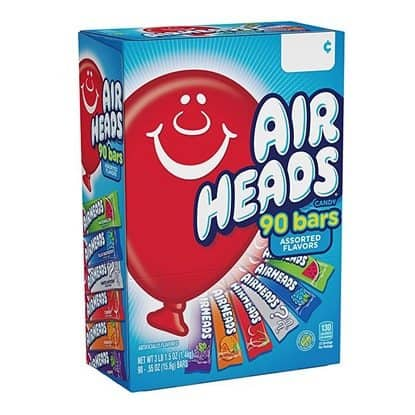 Airheads Variety Pack 90-Count Only $9.26