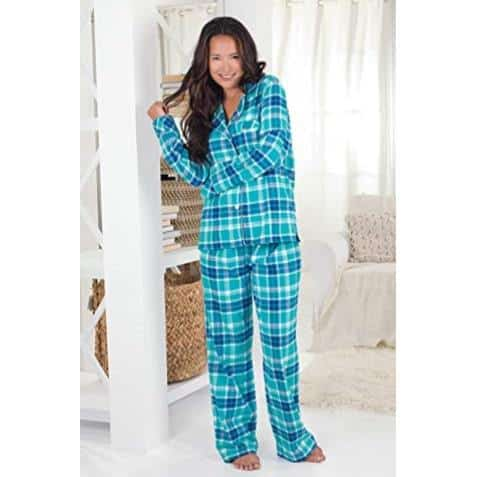 50% Off PajamaGram Womens Flannel Pajama Sets + MORE **Today Only**