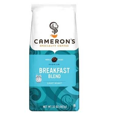 Cameron's Coffee Roasted Whole Bean Coffee 32 Ounce Only $10.51