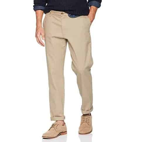 Dockers Men's Athletic Fit Clean Khaki Pants Only $24.99 + MORE