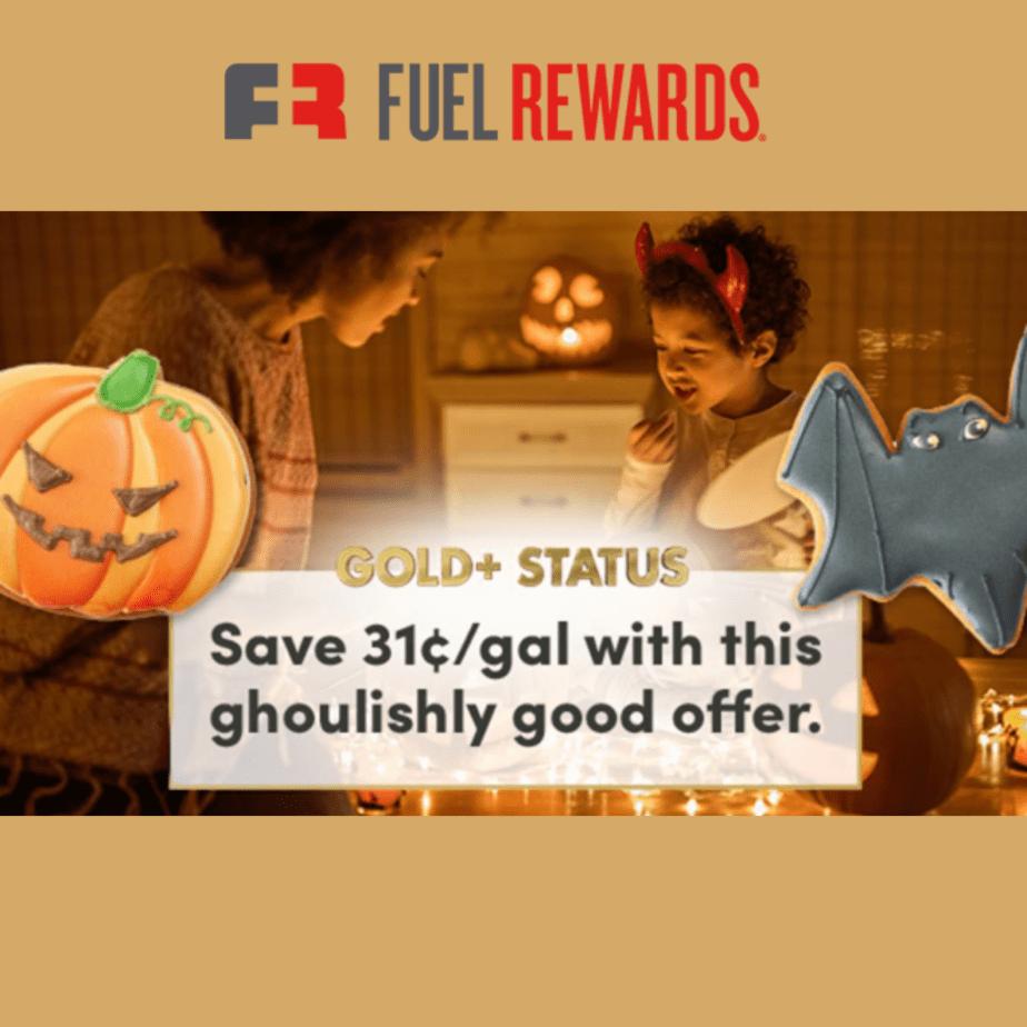 Shell Fuel Rewards Offer: Save $0.31 Per Gallon