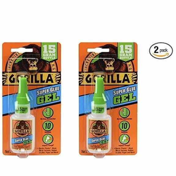 2 Pack of Gorilla Super Glue Only $4.55 (Was $9.47)