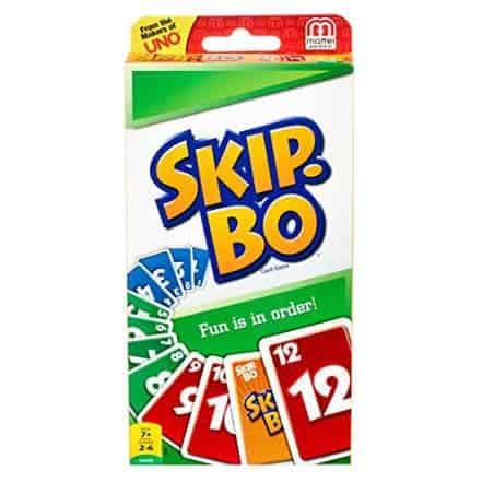SKIP BO Card Game Only $6.40
