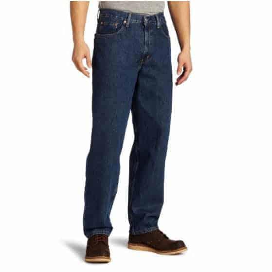 Levi's Men's 560 Comfort Fit Jean, Dark Stonewash Only $29.99 (Was $59.50) **HOT**