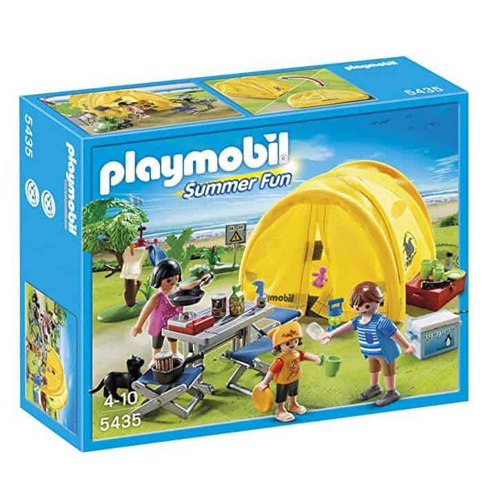 PLAYMOBIL Family Camping Trip Only $8.99 (Was $17.99)