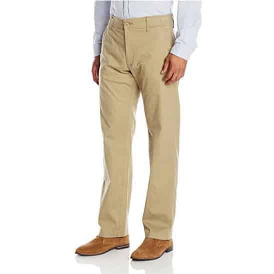 Lee Men's Performance Series Extreme Comfort Khaki Pant Only $23.99