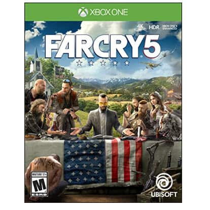 Far Cry 5 - Xbox One Standard Edition Only $29.95 (Was $59.99)