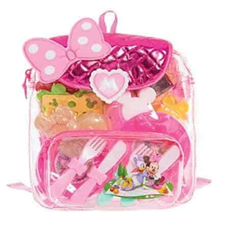 MINNIE Happy Helpers Backpack Picnic Set Only $7.00