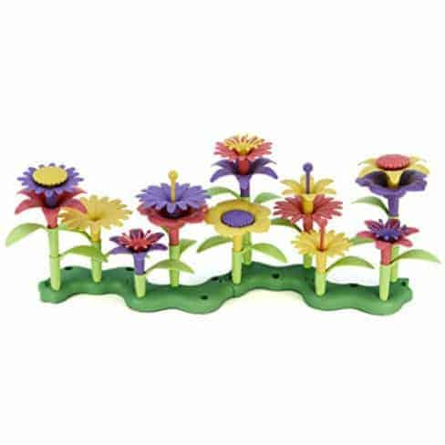 Green Toys Build-a-Bouquet Stacking Set, Assorted Only $4.99